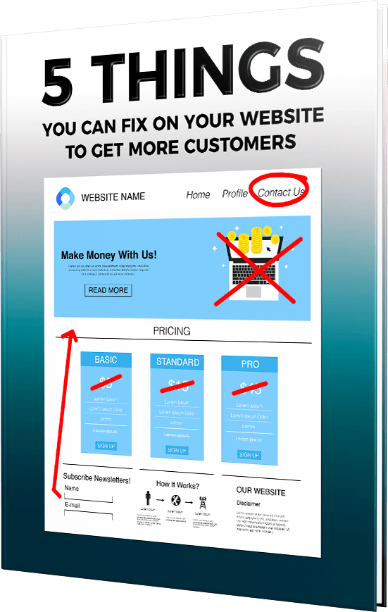 5 Website Fixes to Get More Customers
